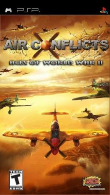 Air Conflicts: Aces of World War II Cover Art
