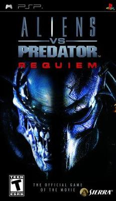 Aliens vs. Predator: Requiem Cover Art