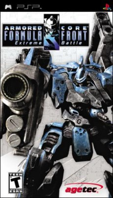 Armored Core: Formula Front Cover Art