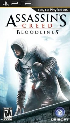 Assassin's Creed: Bloodlines Cover Art