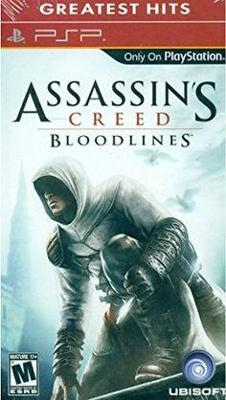 Assassin's Creed: Bloodlines [Greatest Hits] Cover Art