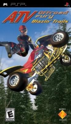 ATV Offroad Fury: Blazin' Trails Cover Art