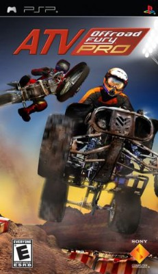 ATV Offroad Fury Pro Cover Art