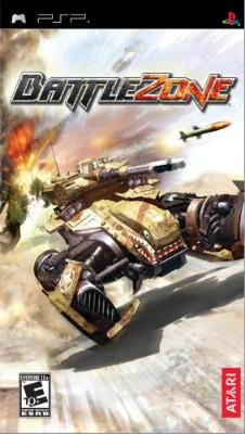 BattleZone Cover Art