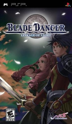 Blade Dancer: Lineage of Light Cover Art