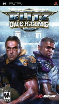 Blitz: Overtime Cover Art