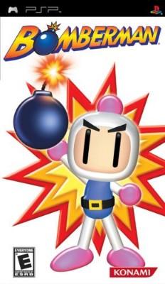 Bomberman Cover Art