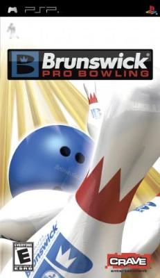 Brunswick Pro Bowling Cover Art