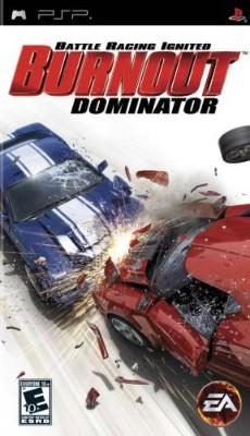 Burnout Dominator Cover Art
