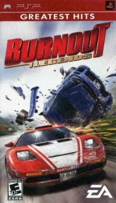 Burnout Legends Cover Art