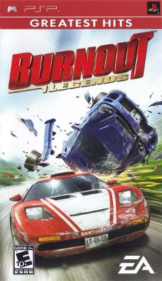 Burnout Legends [Greatest Hits] Cover Art