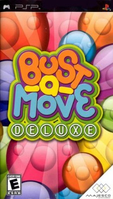 Bust-A-Move: Deluxe Cover Art