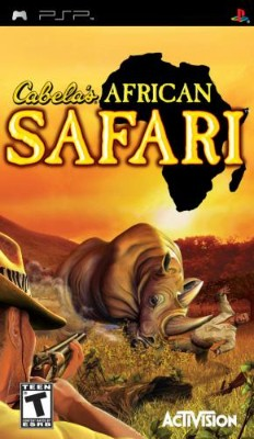 Cabela's African Safari Cover Art