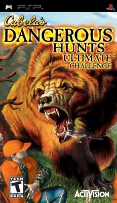 Cabela's Dangerous Hunts Ultimate Challenge Cover Art