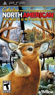 Cabela's North American Adventures Cover Art