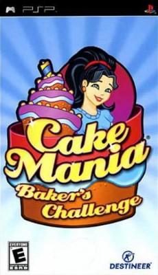 Cake Mania: Baker's Challenge Cover Art