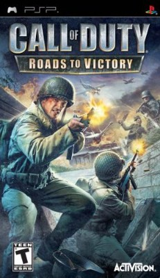 Call of Duty: Roads to Victory Cover Art