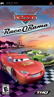 Cars: Race-O-Rama Cover Art