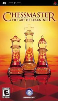 Chessmaster: The Art of Learning Cover Art