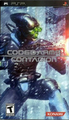 Coded Arms: Contagion Cover Art