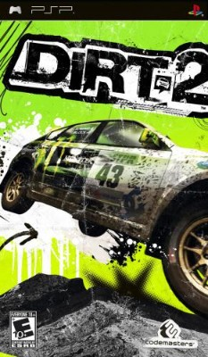 Dirt 2 Cover Art