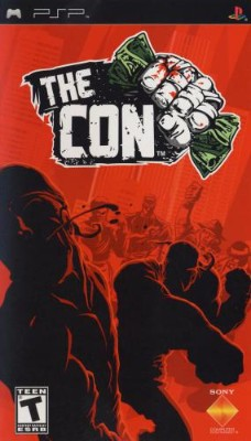 The Con Cover Art
