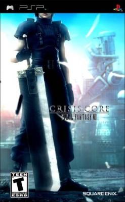 Crisis Core: Final Fantasy VII Cover Art