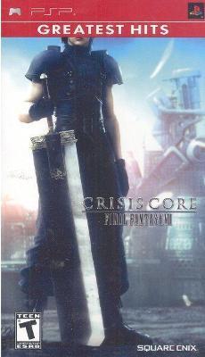 Crisis Core: Final Fantasy VII [Greatest Hits] Cover Art