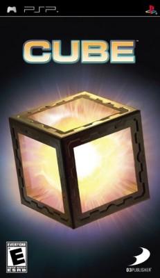 Cube Cover Art