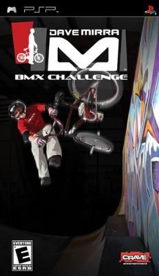Dave Mirra BMX Challenge Cover Art