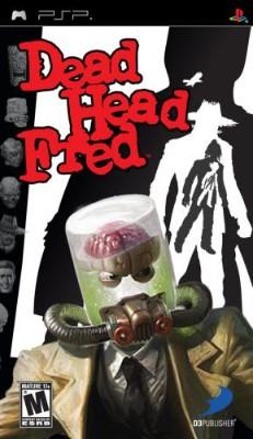 Dead Head Fred Cover Art
