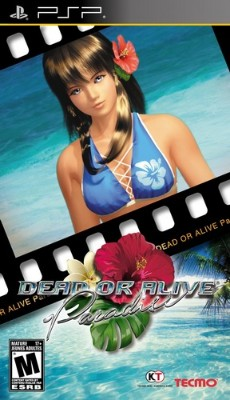 Dead or Alive: Paradise Cover Art