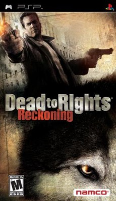 Dead to Rights: Reckoning Cover Art