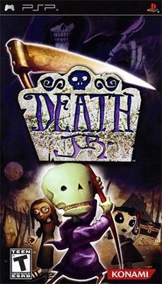 Death Jr. Cover Art