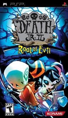 Death Jr. II: Root of Evil Cover Art