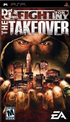 Def Jam: Fight for NY: The Takeover Cover Art