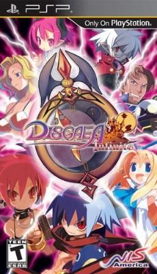 Disgaea: Infinite Cover Art