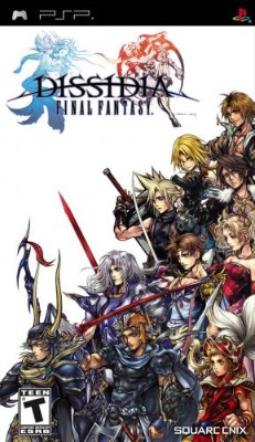 Dissidia: Final Fantasy Cover Art