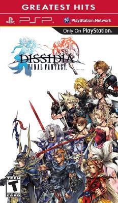 Dissidia: Final Fantasy [Greatest Hits] Cover Art