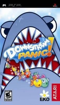 Downstream Panic Cover Art