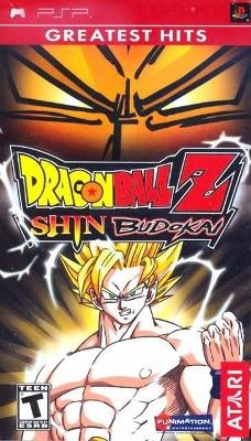 Dragon Ball Z: Shin Budokai [Greatest Hits] Cover Art