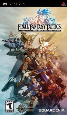 Final Fantasy Tactics: The War of the Lions Value / Price | PSP