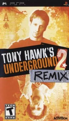 Tony Hawk's Underground 2 Remix Cover Art