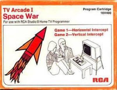 Space War Cover Art