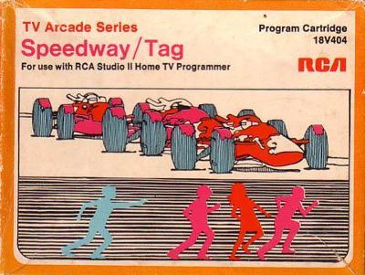 Speedway / Tag Cover Art
