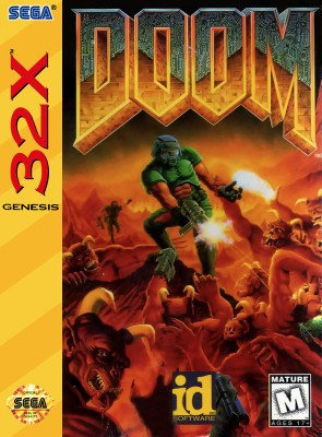 Doom Cover Art