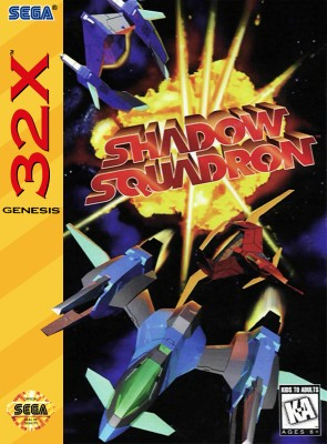 Shadow Squadron Cover Art