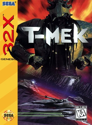 T-Mek Cover Art