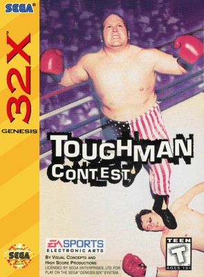 Toughman Contest Cover Art