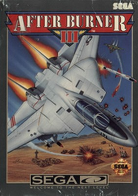 After Burner III Cover Art